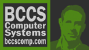 image of Brent Carter and the BCCS Computer Systems Logo